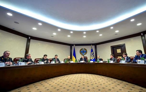 Порошенко неожиданно созвал заседание Военного кабинета