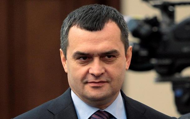 Экс-главу МВД подозревают в получении 1,2 миллиона гривен взятки