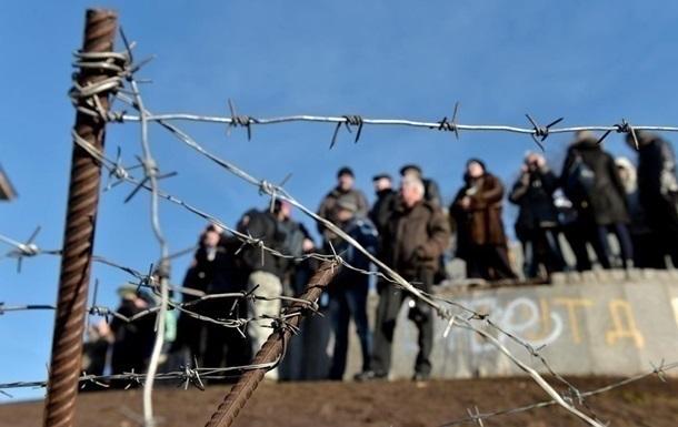 Вторую группу осужденных из тюрем в ДНР передали Украине