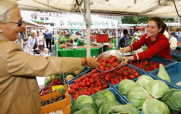 В Германии потери фермеров от санкций РФ оценивают в 800 млн евро