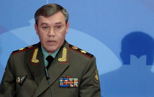 Киевский суд заочно арестовал начальника Генштаба России