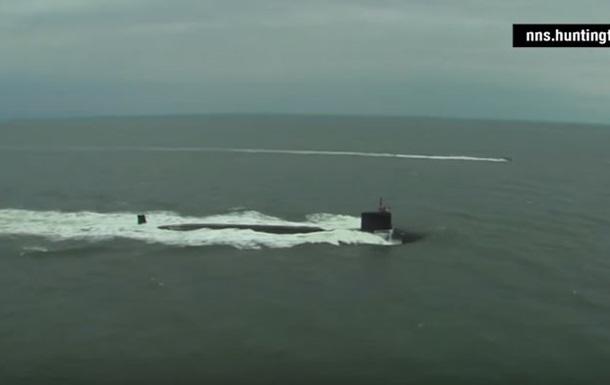 Флот США пополнился  самой смертоносной  подлодкой
