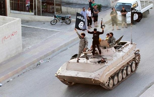 Исламское государство  захватило стратегически важный город в центре Сирии