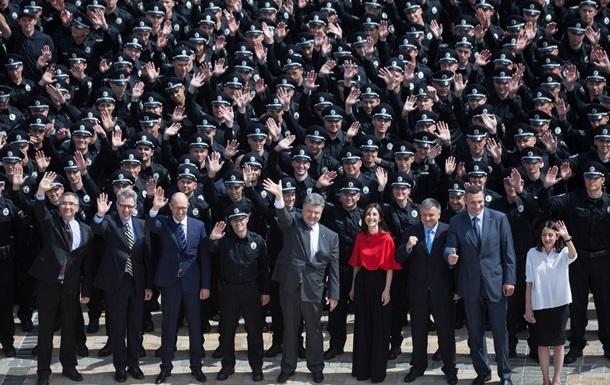 Опубліковано закон про Національну поліцію