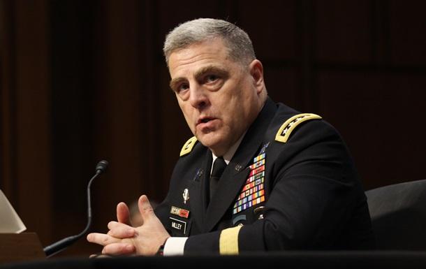 Генштаб США возглавил генерал, назвавший Россию  главной угрозой