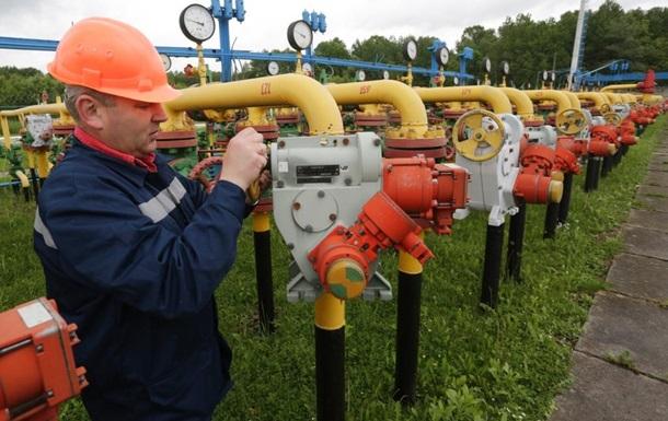 Украина нарастила реверс газа из Словакии