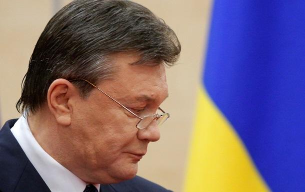 Следствие и защита Януковича согласовывают его допрос