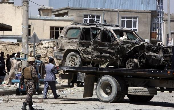 В Кабуле произошел теракт: 15 человек погибли