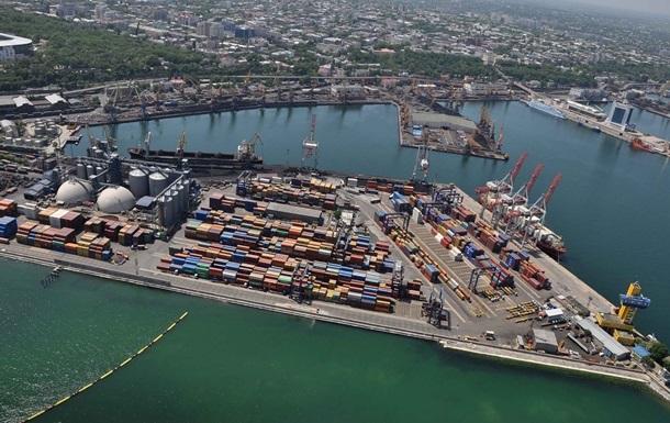 В Одесском порту нашли хищений на миллиард