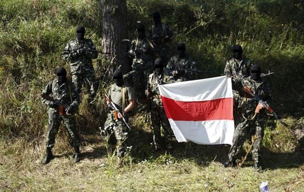 У рядах ДУК  Правий сектор  створюють білоруський підрозділ