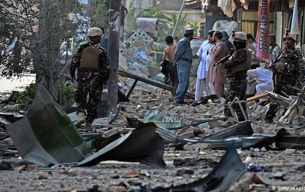В ходе терактов в Кабуле погибли около полусотни человек