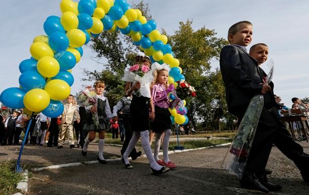 С 2016 года Украина перейдет на 12-летнее школьное образование
