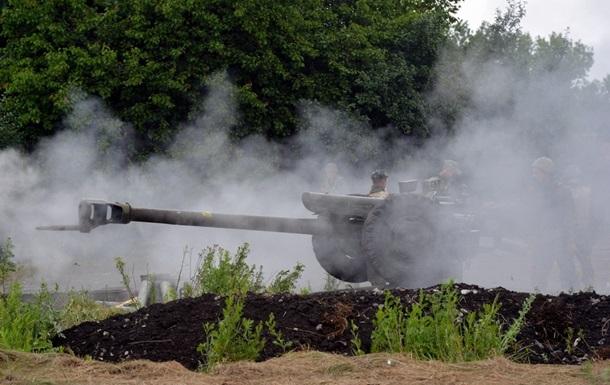 Сутки в АТО: обстрелы Троицкого, Горловки и бои под Мариуполем