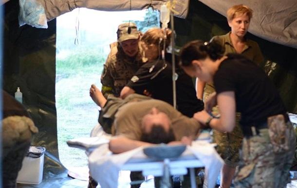 Медики рассказали о потерях ВСУ под Волновахой