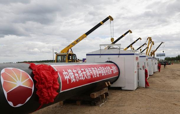 Рентабельность сделки Газпрома с Китаем на $400 млрд заметно упала – FT