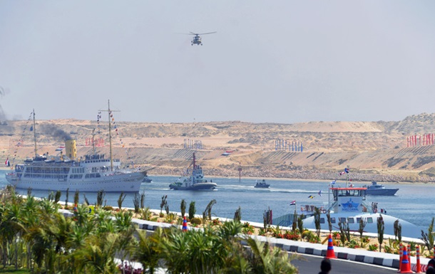 Вокруг Суэцкого канала будет создана экономическая зона