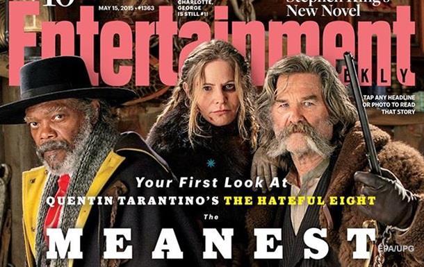 Вийшов перший трейлер нового вестерну Квентіна Тарантіно