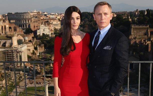 Дівчини Бонда: з явилося бекстейдж-відео з коханими агента 007