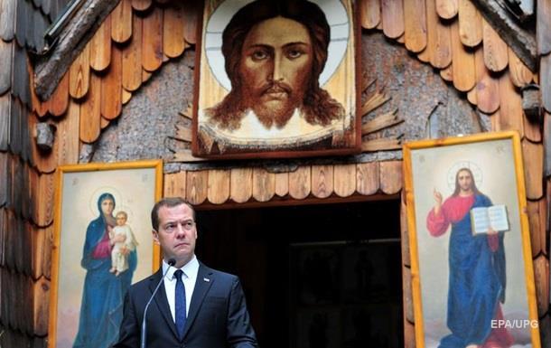 Предложение засекретить потери военных в мирное время приписали Медведеву