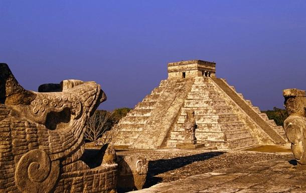 Археологи обнаружили  центр вселенной  Майя