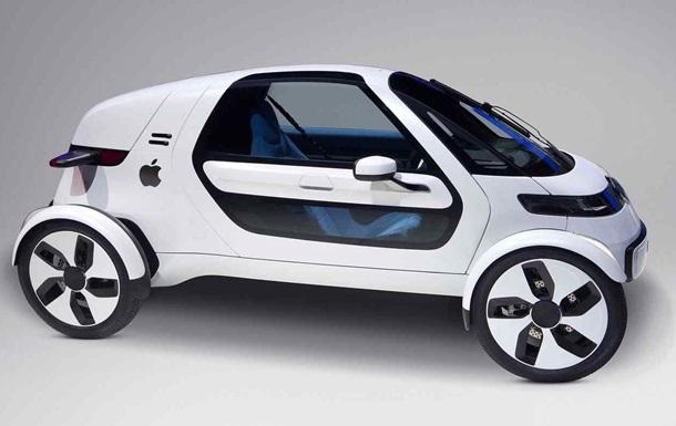 Apple разрабатывает беспилотный автомобиль