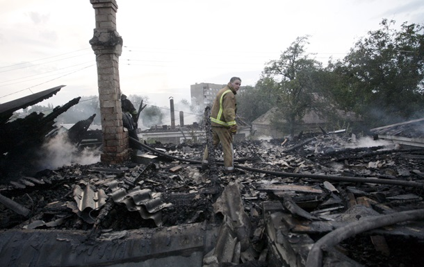 Интенсивность обстрелов на Донбассе снизилась - штаб АТО