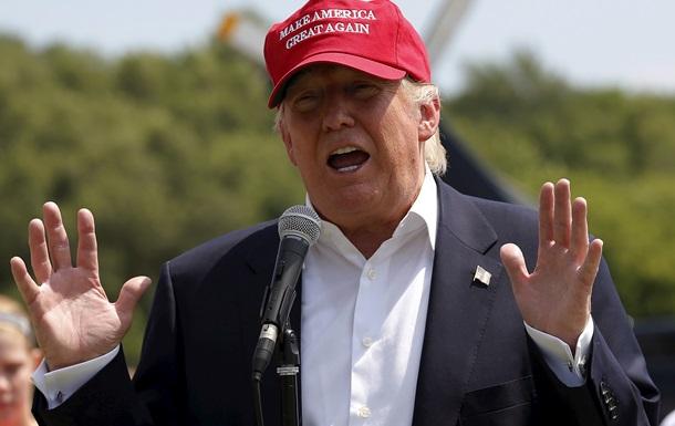 Дональд Трамп готов потратить на борьбу за пост президента $1 миллиард