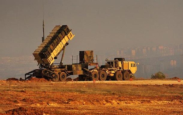 Из Турции выведут американские системы ПВО Patriot