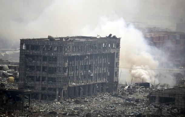 Страховщики оценивают убыток от взрывов в Тяньцзине в $1,5 миллиарда