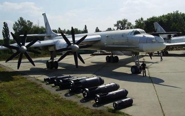 В Украине пропали два стратегических бомбардировщика