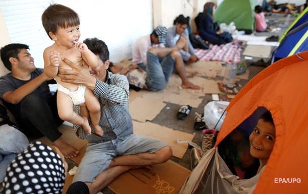 ООН: за неделю в Грецию прибыли около 21 тысячи беженцев