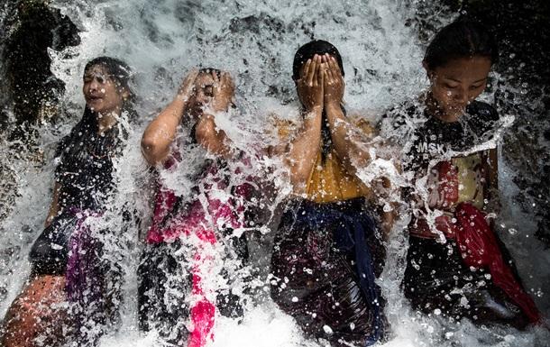 Ученые выяснили, как выйти сухим из воды