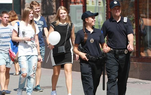 Как работает киевская полиция: фоторепортаж