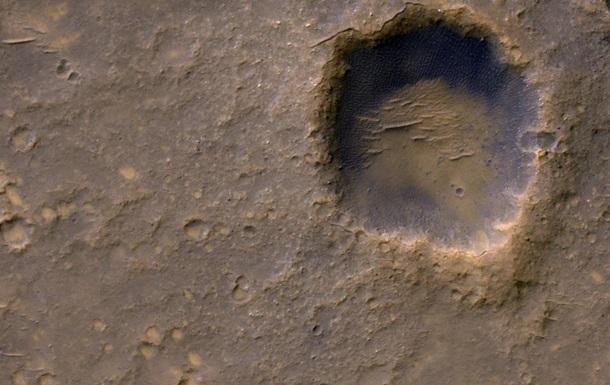 На фото NASA увидели обнимающихся марсиан