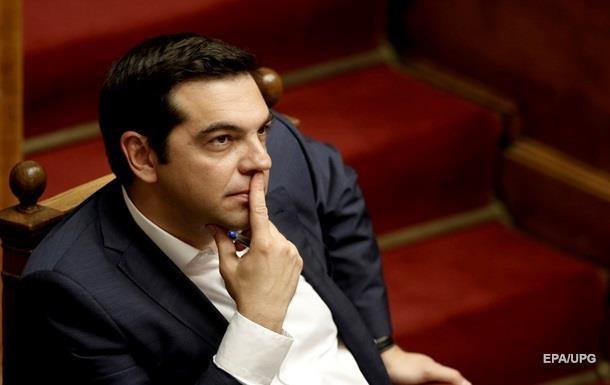 Президент Греции принял отставку Ципраса