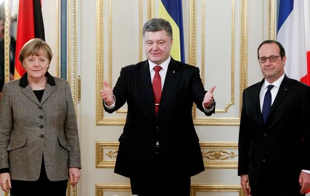 Танго втроем. Почему в Берлин не позвали Путина