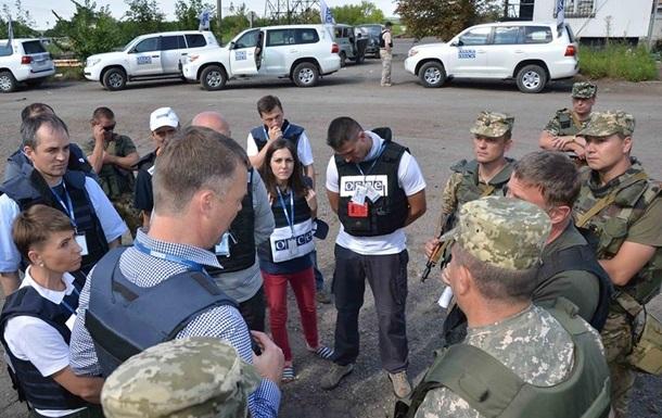 Наблюдателей ОБСЕ хотят направить на пункты въезда в Крым