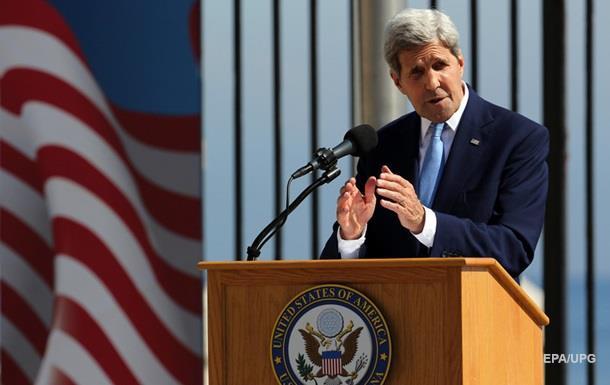 Госсекретарь США заранее поздравил Украину с Днем Независимости