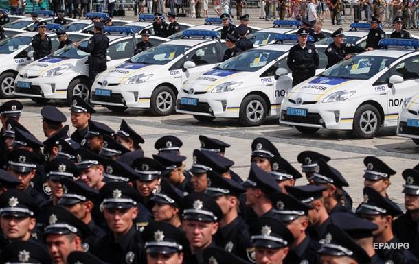 Полиция начнет работать 23 августа во Львове, 25 августа - в Одессе