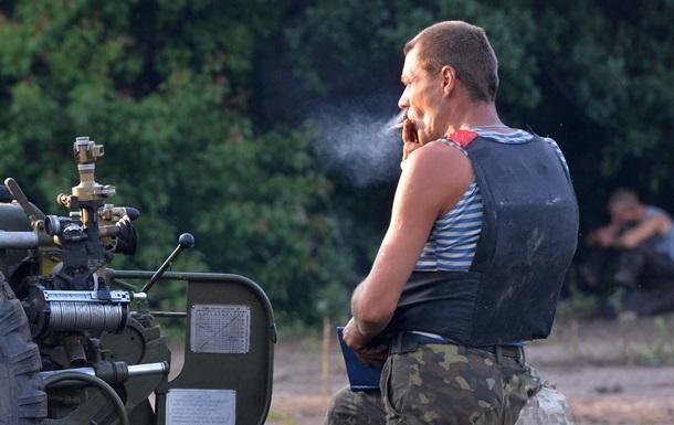 Сутки в АТО: обстрелы на Луганщине и вблизи Донецка