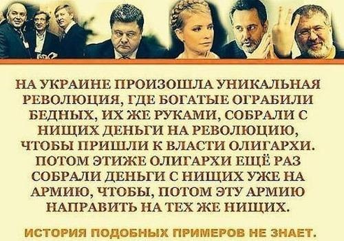 С Днем Зависимости! Украина - ИдиНа!
