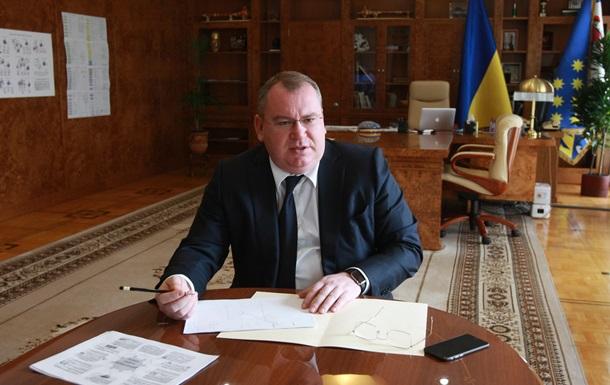 За законами мирного часу. Інтерв ю з губернатором Дніпропетровщини