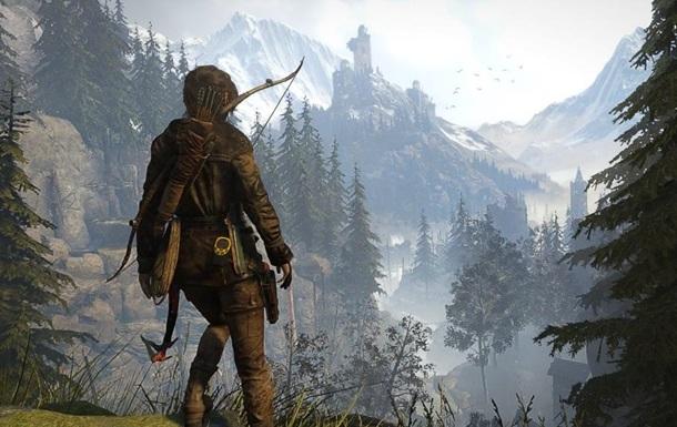 Разработчики показали  скрытный  геймплей игры о знаменитой Ларе Крофт