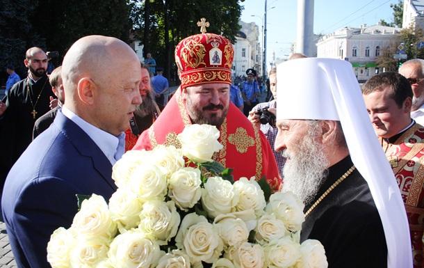 Возрождена святая обитель в Харькове