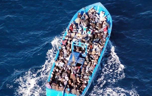 В Средиземном море возле Италии погибли 50 мигрантов