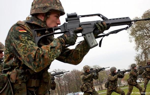 Бундесвер получит новые винтовки для зарубежных миссий