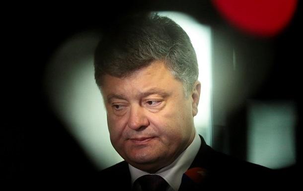 У Брюсселі Порошенко домовився про умови посилення санкцій проти РФ