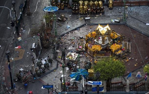 Полиция арестовала подозреваемого во взрывах в Бангкоке