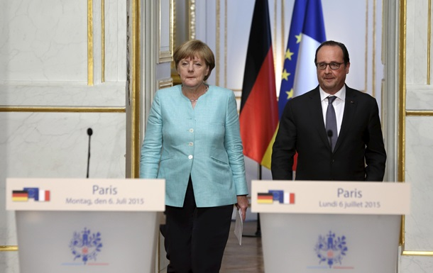 Меркель и Олланд: Выборы в Донбассе угрожают минскому процессу