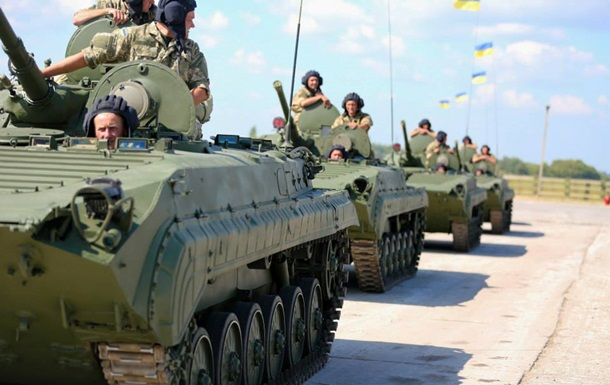 Обстрелы возле Донецка и Горловки. Карта АТО за 31 августа